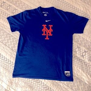 New York Mets Nike dry-fit tshirt